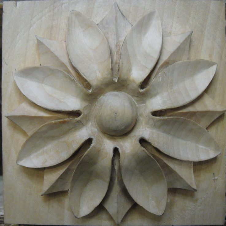 Wood carver based near worcester furniture carving
